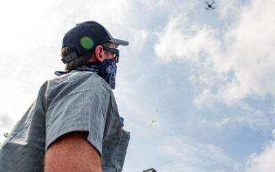 Taking Research with Drones to New Heights
