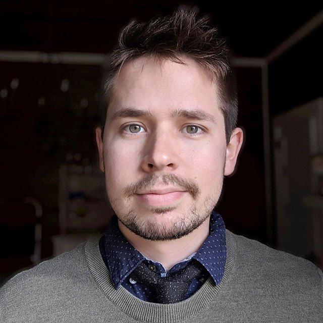 Bradley Andrick, Lead Developer/Programmer at Theorem Geo