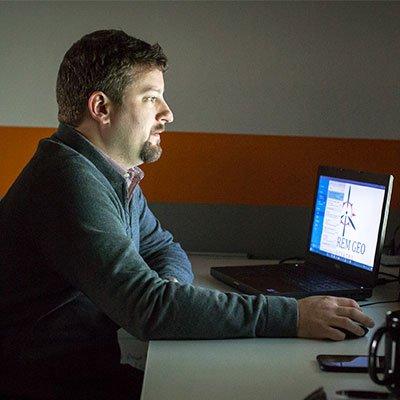 Cody Yeager, Geospatial Consultant & UAS Pilot at Theorem Geo