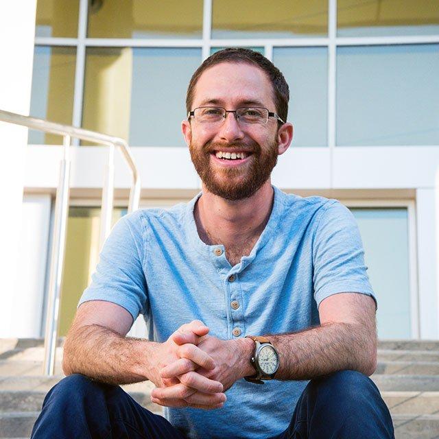 Ilan Segal, Geospatial Consultant at Theorem Geo